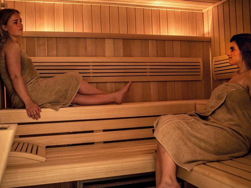 Sauna | De Bloem Wellness